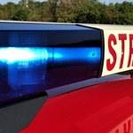 Pożar wysypiska w Sławęcicach. 20 strażackich zastępów w akcji