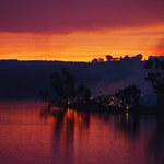 Pożary buszu w południowo-wschodniej Australii