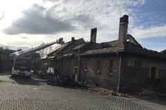 Pożary familoków w Czerwionce-Leszczynach