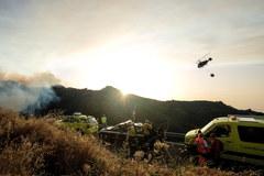 Pożary na Gran Canarii. Ewakuowano 1900 osób
