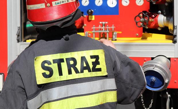Pożary na Śląsku. W Mysłowicach zginął mężczyzna