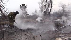Pożary na Syberii: 25 zabitych, 900 rannych