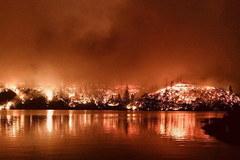 """Pożary trawią Kalifornię. Strażacy mówią o """"tornadach ognia"""""""