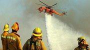 Pożary trawią Kalifornię