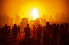 Pożary w Grecji. Ewakuacja kolejnych 20 wiosek