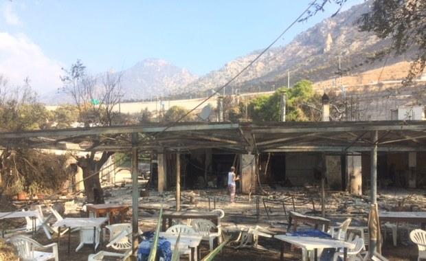 Pożary w Grecji najtragiczniejsze w skutkach w Europie w XXI wieku