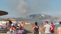 Pożary w Grecji nie wystraszyły turystów?