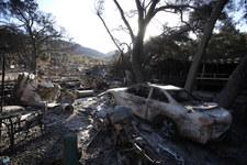 Pożary w Kalifornii. Wzrasta liczba ofiar