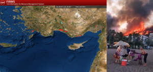 Pożary w Turcji. Nie żyją kolejne osoby, ogień wybucha w nowych miejscach