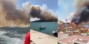 Pożary w Turcji. Nie żyją trzy osoby, ludzie uciekają przed żywiołem