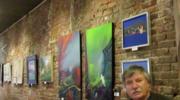 Pożegnalna wystawa polskiej sztuki w nowojorskiej kawiarni