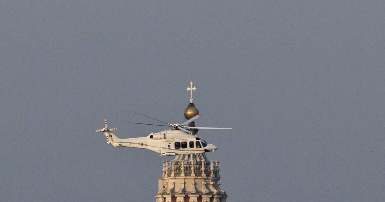 Pożegnanie Benedykta XVI z Watykanem