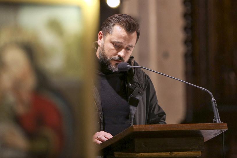 Pożegnanie Dariusza Gnatowskiego: Marcin Zacharzewski /AKPA