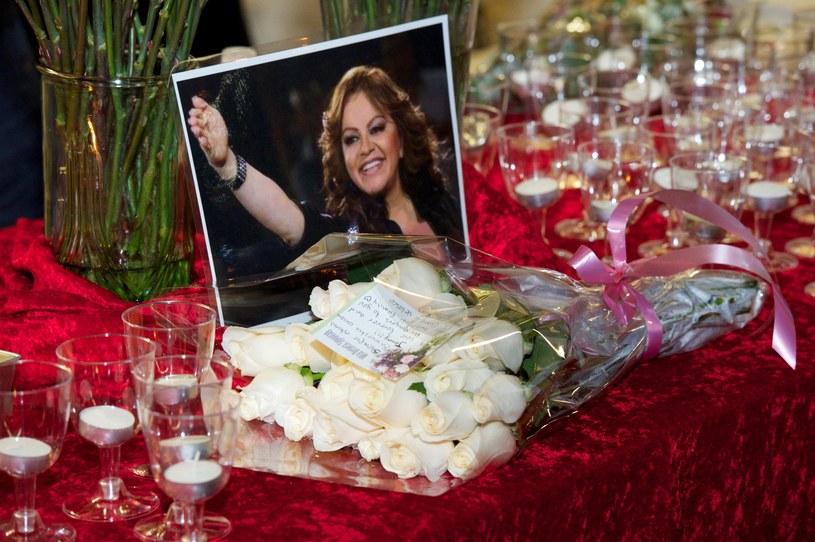 Pożegnanie Jenni Rivery przez fanów /Earl Gibson III /Getty Images