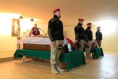 Pożegnanie Polaków tragicznie zmarłych w Afganistanie