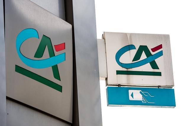 Pozew zbiorowy przeciwko bankowi Credit Agricole został prawomocnie przyjęty przez sąd /AFP