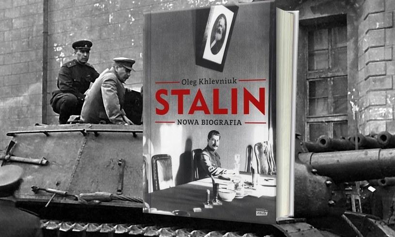 Poznaj nieznane fakty z życia Stalina, dzięki nowej biografii czerwonego cara autorstwa Olega Khlevniuka. Kliknij i kup. /INTERIA.PL/materiały prasowe