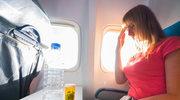 Poznaj powód, by do samolotu nie wsiadać z chorymi zatokami