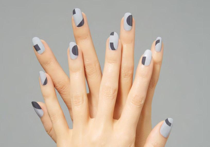 Poznaj trendy w manicure na jesień i zimę 2016 /materiały prasowe
