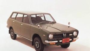 """Poznajesz to auto? To pierwsze """"prawdziwe"""" Subaru"""