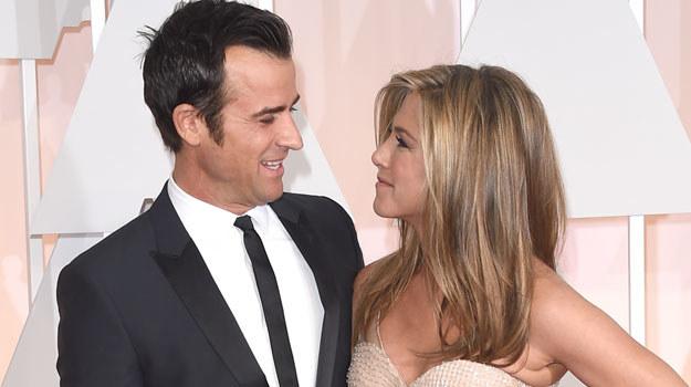 """Poznali się cztery lata temu na planie filmu """"Raj na ziemi"""". Od razu między nimi zaiskrzyło. Początkowo niekoniecznie z sympatii. Jen wspomina, że ich relacja to klasyczny syndrom """"od nienawiści do miłości"""". Oby ta pierwsza nigdy się nie pojawiła /Jason Merritt /Getty Images"""