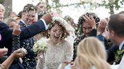 """Poznali się na planie serialu """"Gra o tron"""". Kit Harington i Rose Leslie wzięli ślub"""