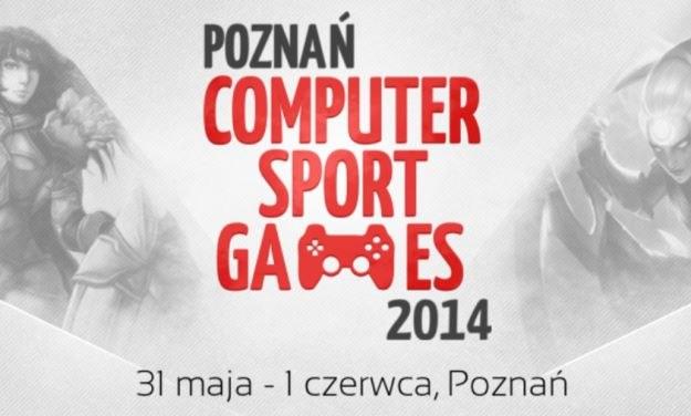 Poznań Computer Sport Games /materiały prasowe