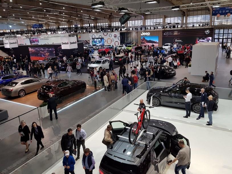 Poznań Motor Show 2018 /INTERIA.PL