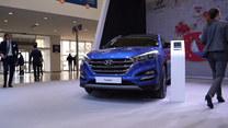Poznań Motor Show: Hyundai Santa Fe i elektryczna Kona