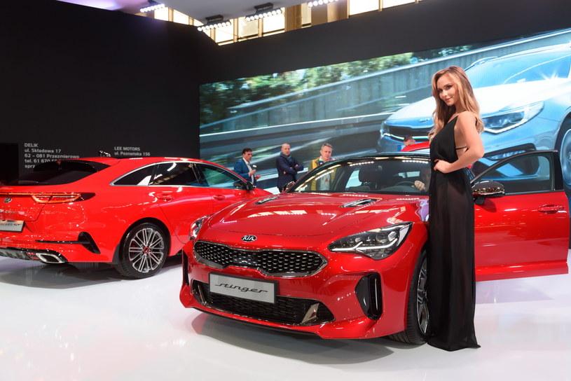 Poznań Motor Show już się zakończył /Jakub Kaczmarczyk /PAP