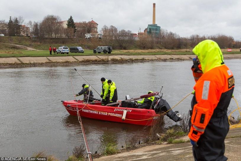 Poznań: Poszukiwania zaginionej Ewy Tylman /PRZEMYSLAW SZYSZKA /East News