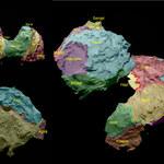 Poznawanie komety przez sondę Rosetta