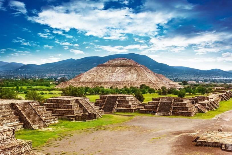 Pozostałości po Majach i Aztekach to wciąż jedna z największych atrakcji Meksyku /123RF/PICSEL