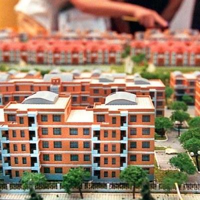 Pozytywną zmianą na rynku jest rosnąca liczba nowych inwestycji mieszkaniowych /AFP