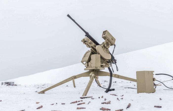 PPDU, ciężki karabin maszynowy /materiały prasowe