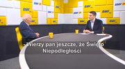 Ppłk Jerzy Majkowski: Wierzę, że Święto Niepodległości bardziej nas połączy niż podzieli