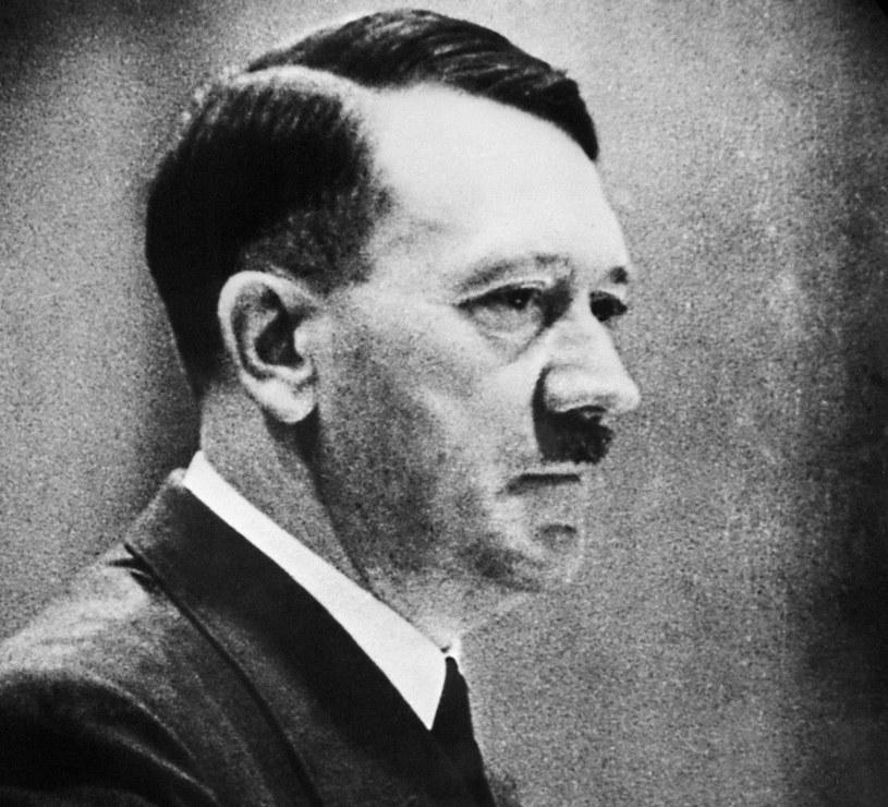Praca Adolfa Hitlera zostanie wystawiona we włoskim muzeum /AFP
