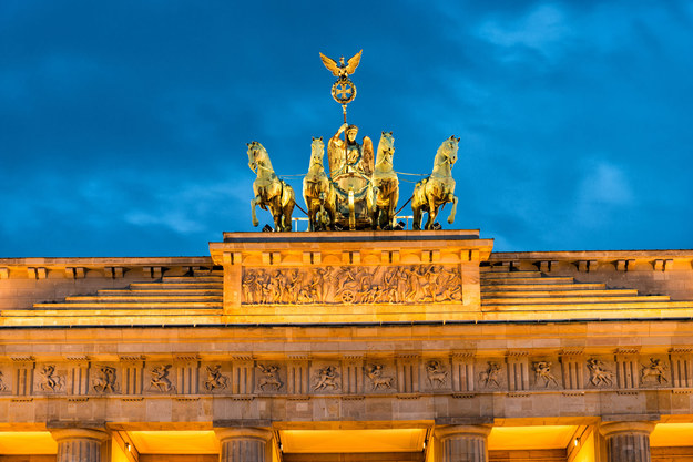 Praca czeka w Berlinie i innych niemieckich miastach /123RF/PICSEL