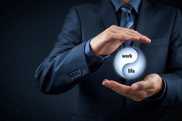 Praca i życie osobiste nie stoją ze sobą w konflikcie /123RF/PICSEL