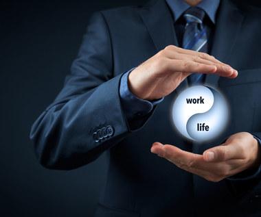 Praca i życie osobiste nie stoją ze sobą w konflikcie