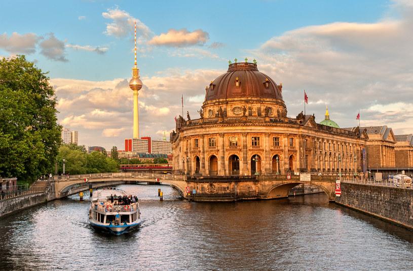 Praca w Niemczech kusi Polaków. Na zdjęciu Berlin /123RF/PICSEL