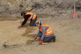 Prace archeologiczne IPN na Polu Mokotowskim