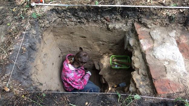 Prace archeologiczne w Gliwicach /Anna Kropaczek /RMF FM