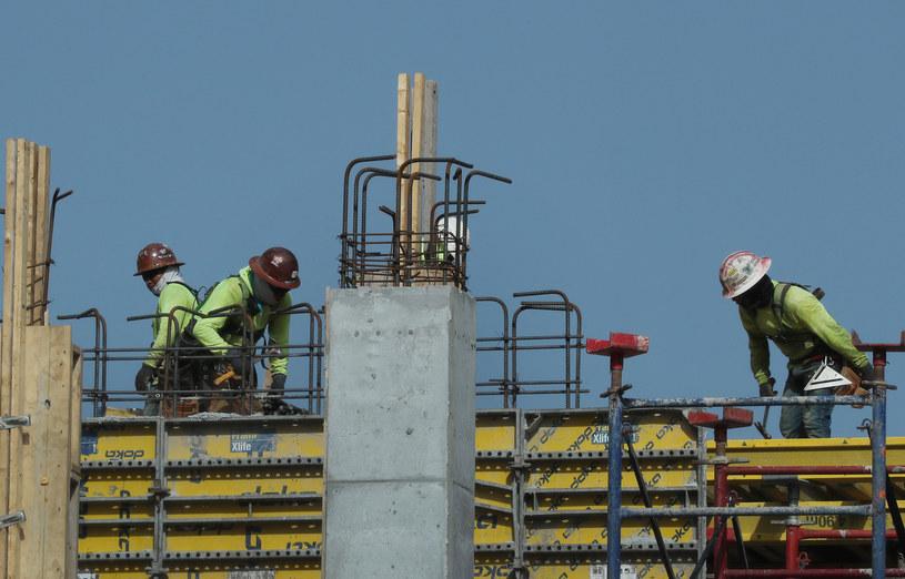 Prace budowlane w Miami na Florydzie /AFP