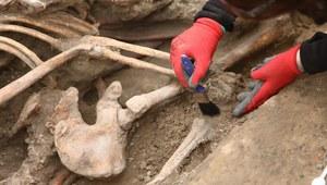 Prace ekshumacyjne IPN w Białymstoku. Odnaleziono szczątki