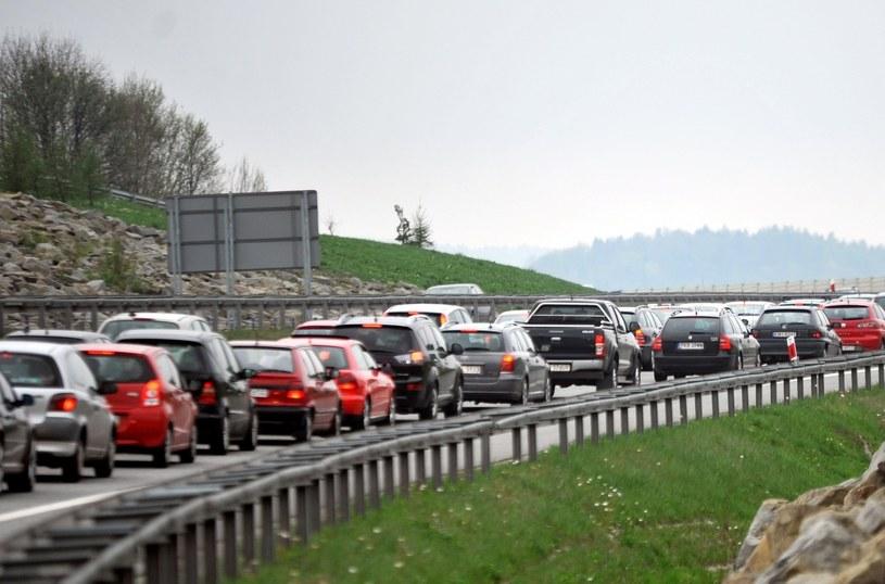 Prace na Zakopiance spowodują spore utrudnienia w ruchu /Marek Lasyk  /Reporter