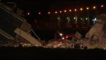 Prace przy gruzowisku w Genui trwają dzień i noc. Bilans ofiar wzrósł