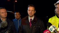 """Pracowita noc dla kandydatów na prezydenta Warszawy. """"Patrzymy, co się dzieje w tym nocnym życiu stolicy"""""""