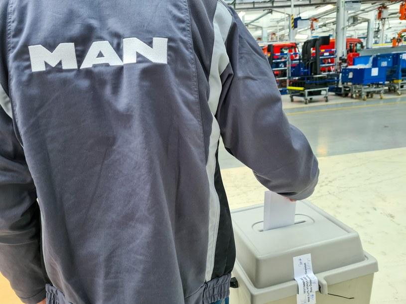 Pracownicy austriackiej fabryki MAN nie przyjęli pakietu ratunkowego /Informacja prasowa