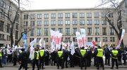 Pracownicy budżetówki żądali odmrożenia płac